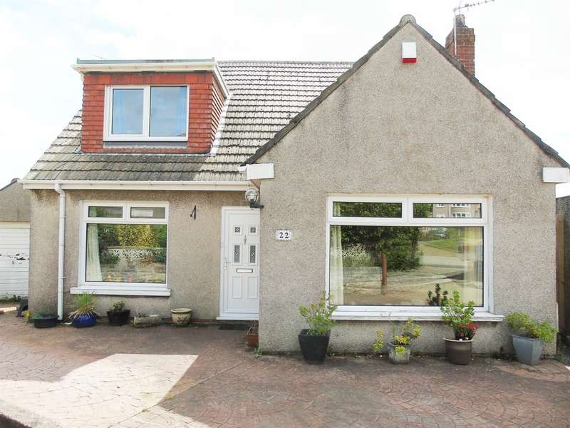 3 Bedrooms Detached Bungalow for sale in Nailsea Court, Sully
