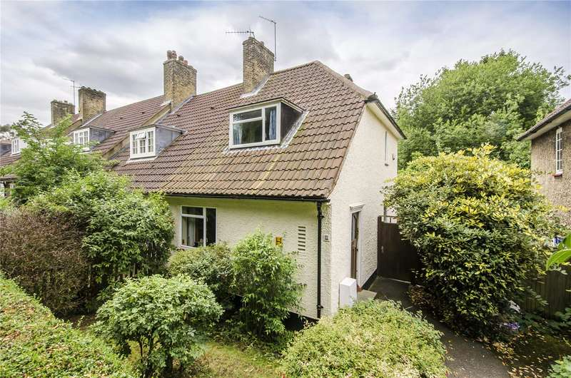2 Bedrooms Terraced House for sale in Putney Park Lane, London, SW15