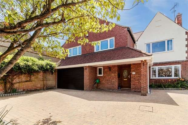 6 Bedrooms Detached House for sale in Kiln Road, Benfleet, Essex