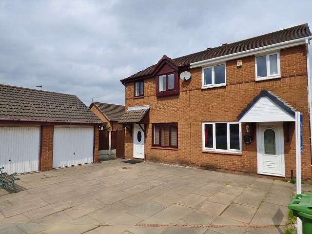 3 Bedrooms House for sale in Tasman Close, Old Hall, Warrington