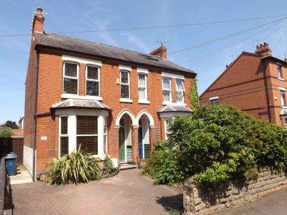 3 Bedrooms Semi Detached House for sale in Clifton Road, Ruddington, Nottingham, Nottinghamshire