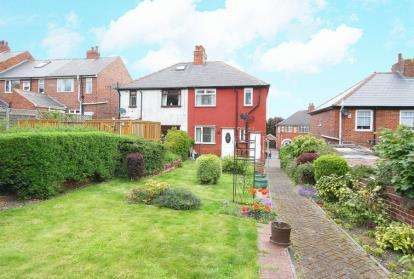 3 Bedrooms Semi Detached House for sale in Queens Road, Beighton, Sheffield, South Yorkshire