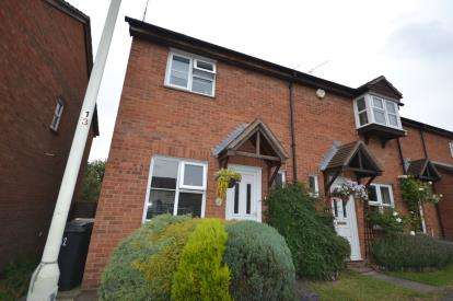 2 Bedrooms End Of Terrace House for sale in South Woodham Ferrers, Chelmsford, Essex