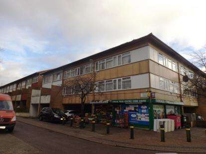 1 Bedroom Flat for sale in Penryn Avenue, Fishermead, Milton Keynes, Buckinghamshire