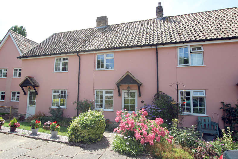 2 Bedrooms Terraced House for sale in Guise Lane, Bassingbourn, Royston