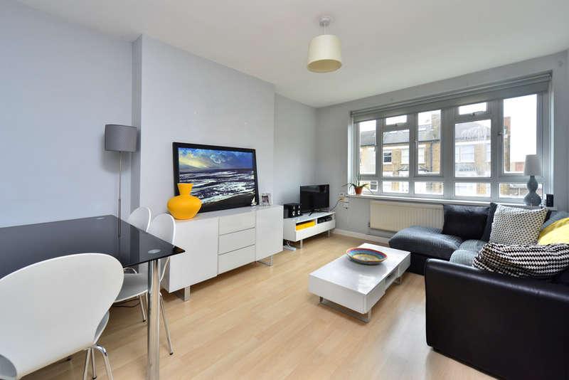 1 Bedroom Flat for sale in Gardner Court, Kelvin Road, N5 2PH