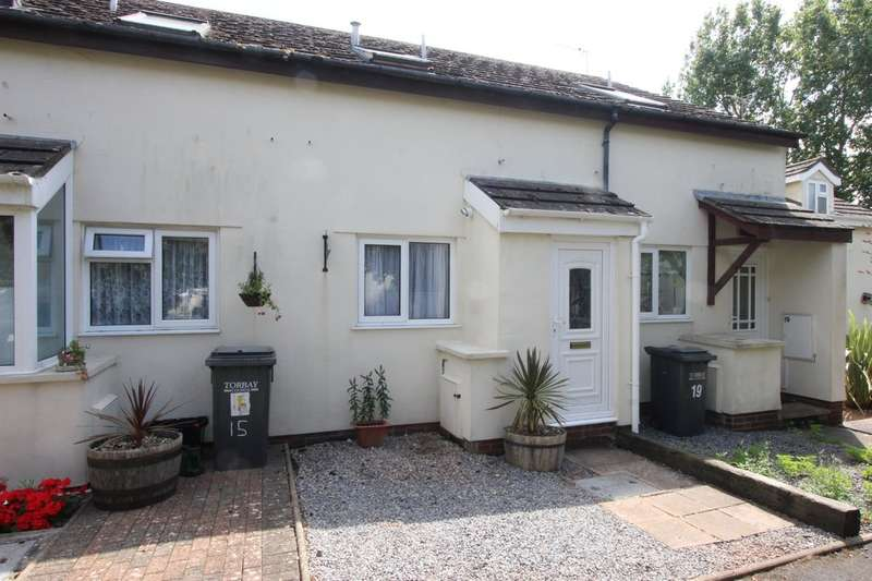 1 Bedroom Terraced House for sale in Venford Close, Hookhills