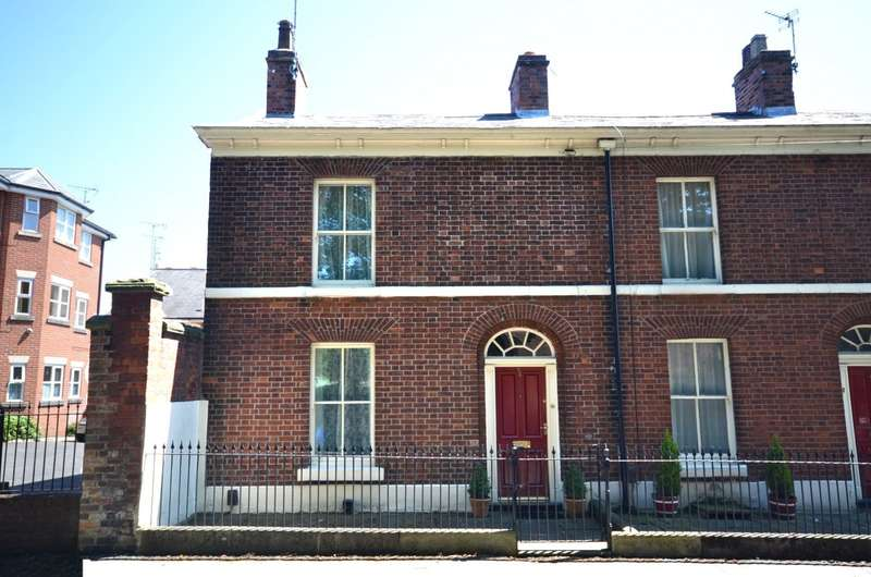 2 Bedrooms Terraced House for sale in Bridge Street, Macclesfield