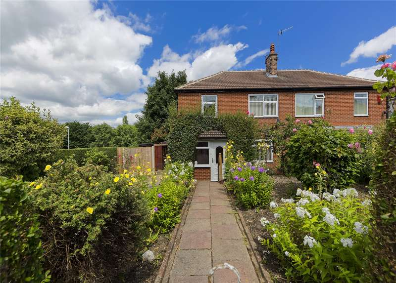 3 Bedrooms Semi Detached House for sale in Langley Road, Leeds, West Yorkshire, LS13