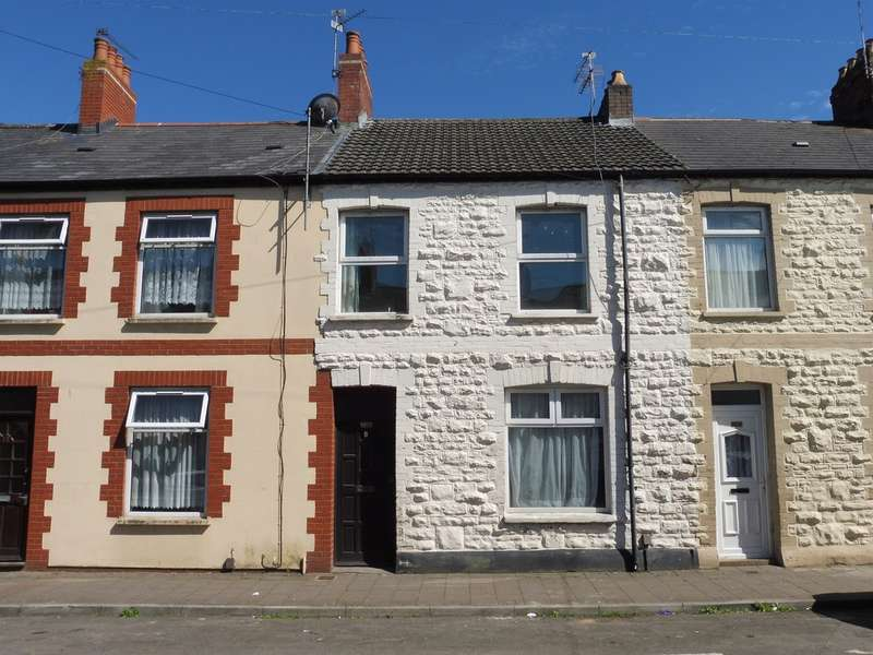3 Bedrooms Terraced House for sale in Pearl Street, Cardiff
