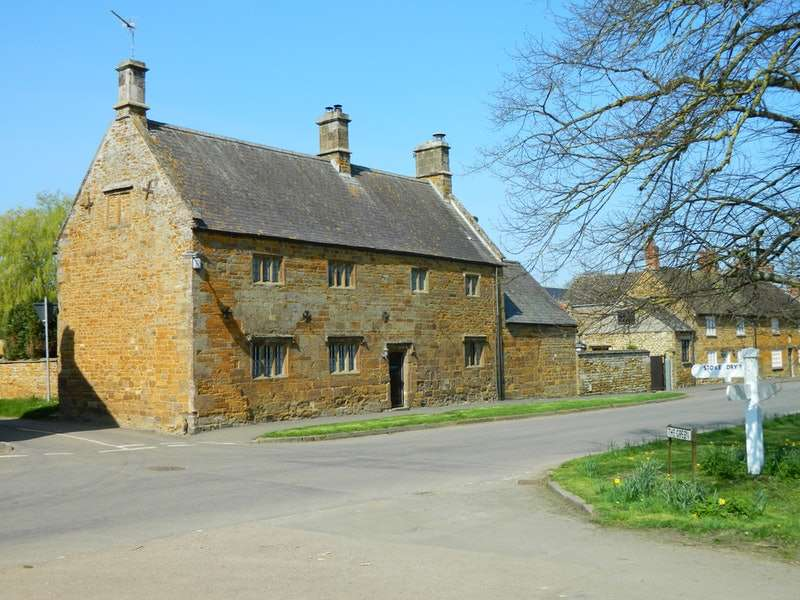 5 Bedrooms Detached House for sale in Main Street, Lyddington, Rutland, LE15