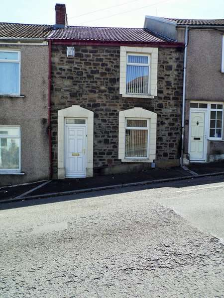 2 Bedrooms Terraced House for sale in Courtney st, Swansea, Swansea, SA5