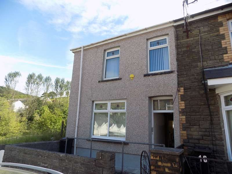 3 Bedrooms Terraced House for sale in Matthews Street, Glyncorrwg, Port Talbot, Neath Port Talbot. SA13 3BD