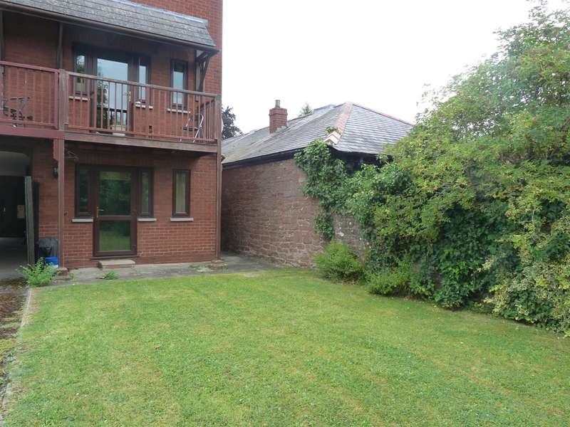 1 Bedroom Ground Flat for sale in Lockwood Court, Wonastow Road, Monmouth