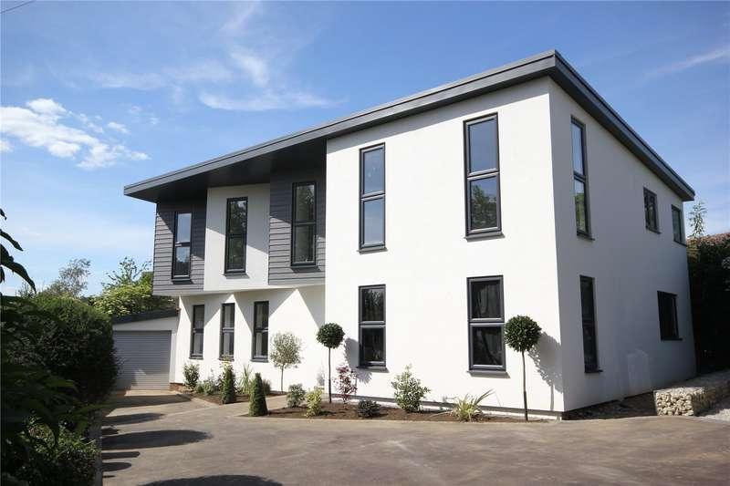 5 Bedrooms Detached House for sale in Cornwallis Avenue, Tonbridge, TN10
