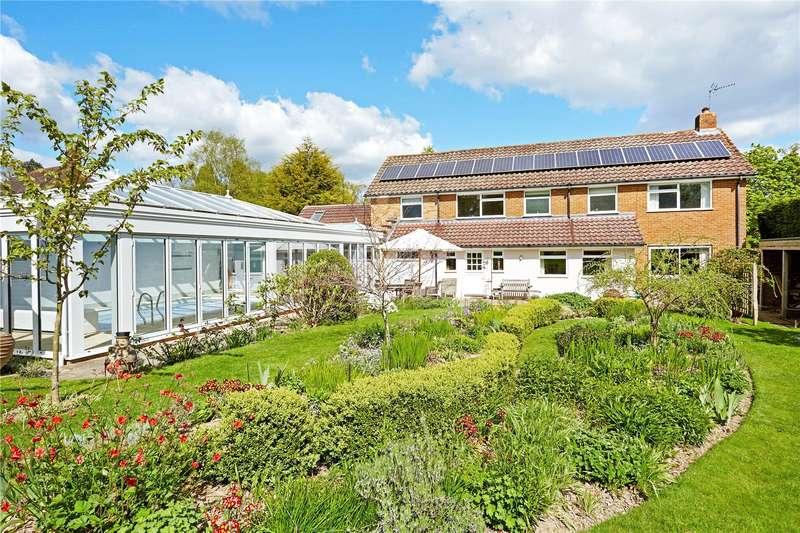 4 Bedrooms Detached House for sale in Hither Chantlers, Langton Green, Tunbridge Wells, Kent, TN3
