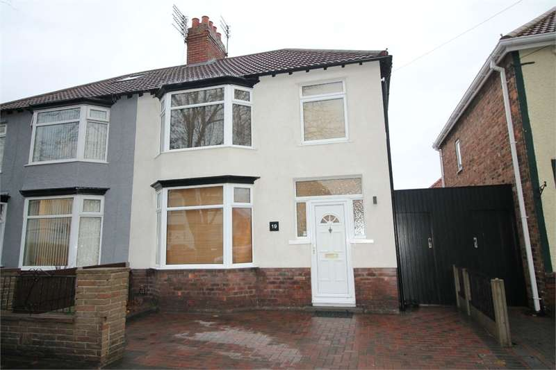 3 Bedrooms Semi Detached House for sale in Shrewsbury Avenue, Waterloo, LIVERPOOL, Merseyside
