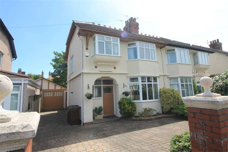 3 Bedrooms Semi Detached House for sale in Ince Avenue, Crosby, Merseyside