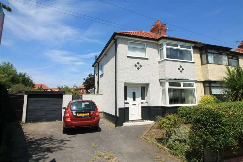 3 Bedrooms Semi Detached House for sale in Brownmoor Lane, Crosby, Merseyside