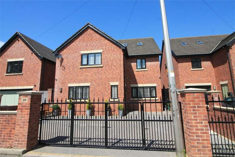 6 Bedrooms Detached House for sale in Dobbs Drive, Formby, Merseyside
