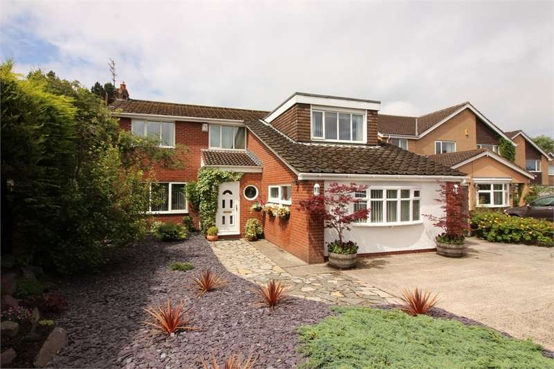 5 Bedrooms Detached House for sale in Edenhurst Drive, Formby, LIVERPOOL, Merseyside