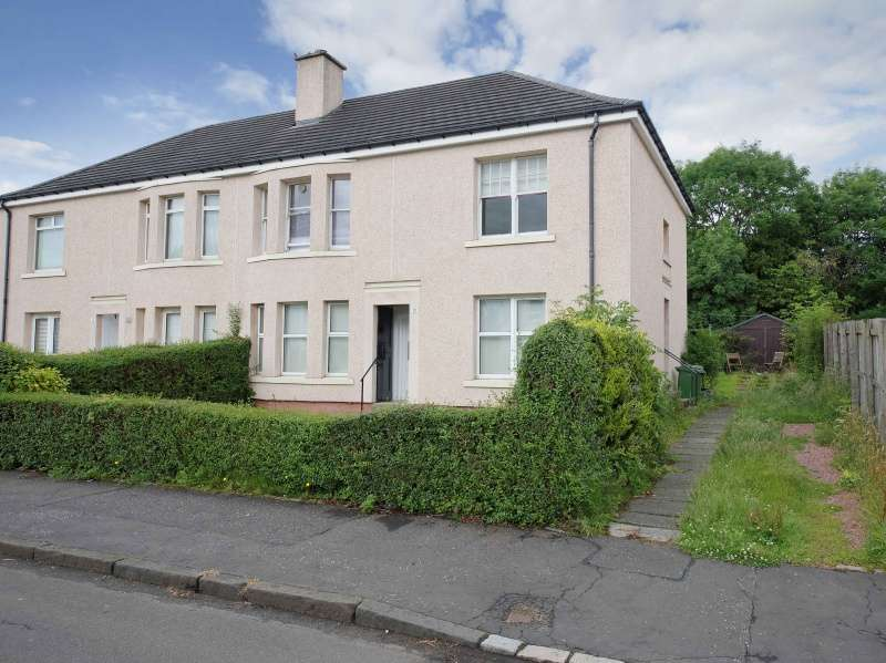 2 Bedrooms Flat for sale in Rampart Avenue, Knightswood, Glasgow, G13 3HR