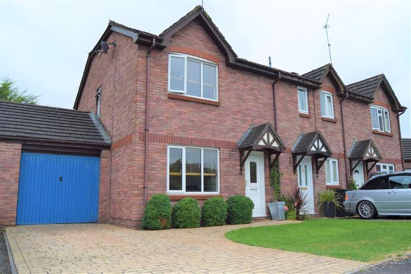 3 Bedrooms End Of Terrace House for sale in Lucerne Close, Middleleaze