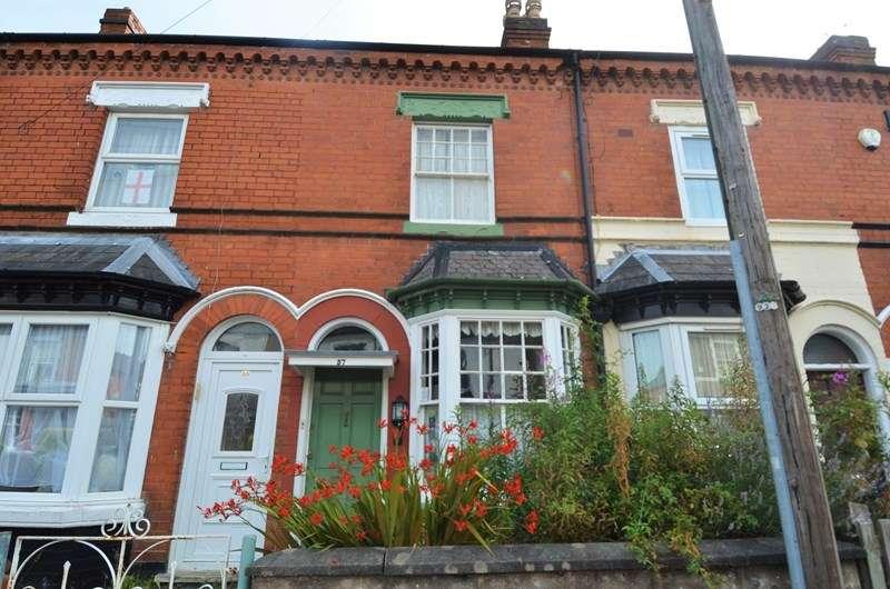 2 Bedrooms Terraced House for sale in Melton Road, Kings Heath, Birmingham