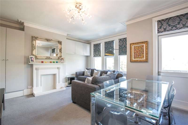3 Bedrooms Apartment Flat for sale in Squires Lane, Finchley, London, N3