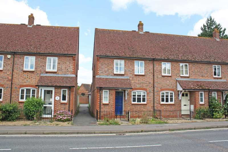 2 Bedrooms Terraced House for sale in The Street, Crowmarsh Gifford