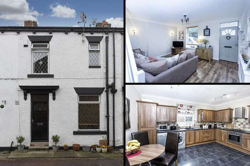 2 Bedrooms Terraced House for sale in 64 Street Lane Gildersome, Leeds, LS27 7HY