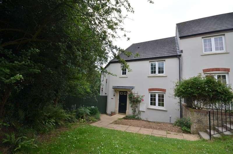 3 Bedrooms Semi Detached House for sale in Treffry Road, Truro