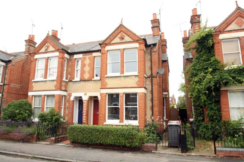 4 Bedrooms Semi Detached House for sale in Talfourd Avenue, Reading