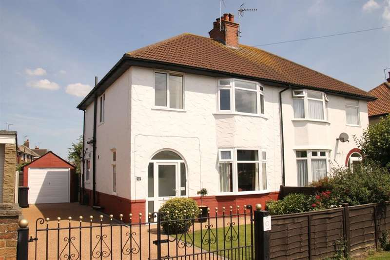 3 Bedrooms Semi Detached House for sale in Birstwith Road, Harrogate, HG1 4TQ
