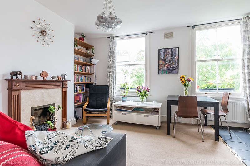 2 Bedrooms Apartment Flat for sale in London, , SE5