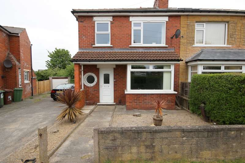 3 Bedrooms Semi Detached House for sale in The Crescent, Leeds, West Yorkshire, LS15
