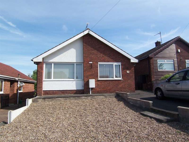 2 Bedrooms Bungalow for sale in Milward Road, Loscoe