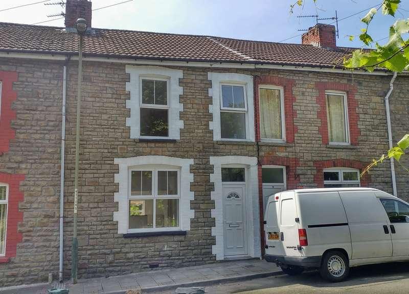3 Bedrooms Terraced House for sale in Van Terrace, Rudry, Caerphilly