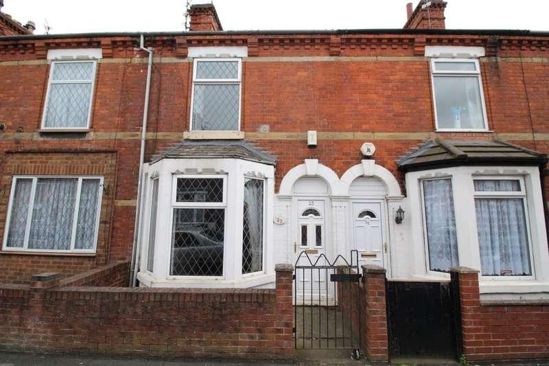 2 Bedrooms Property for sale in Jefferson Street, Goole, DN14