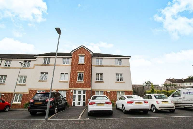 2 Bedrooms Flat for sale in Kirktonholme Gardens, East Kilbride, Glasgow, G74