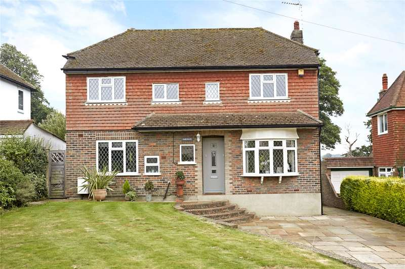 3 Bedrooms Detached House for sale in Warren Hill, Epsom, Surrey, KT18