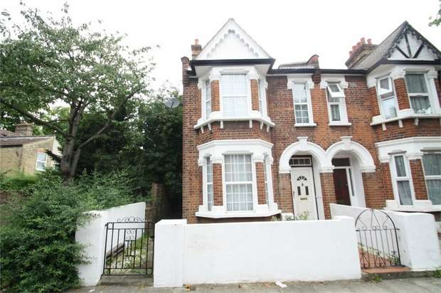 2 Bedrooms End Of Terrace House for sale in Southchurch Road, East Ham, London