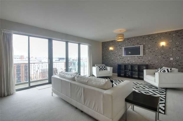 3 Bedrooms Flat for rent in Islington Gates, 110 Newhall Street, Birmingham city centre, West Midlands