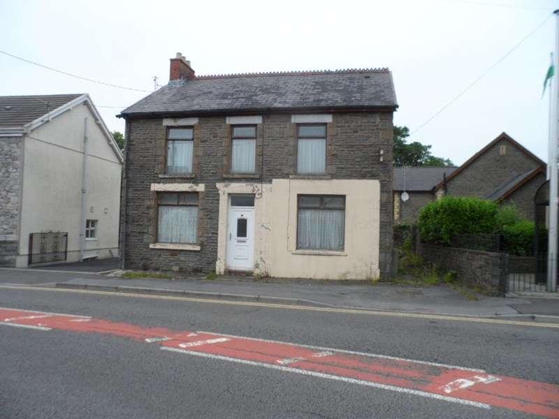 3 Bedrooms Detached House for sale in New Road, Ystradowen, Swansea