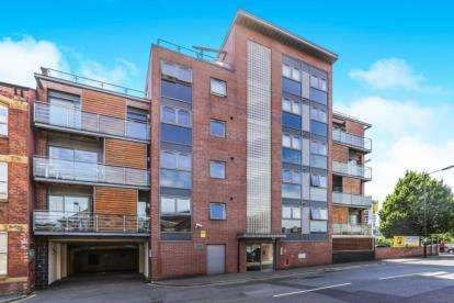 1 Bedroom Flat for sale in City Walk, 1 Sylvester Street, Sheffield, South Yorkshire