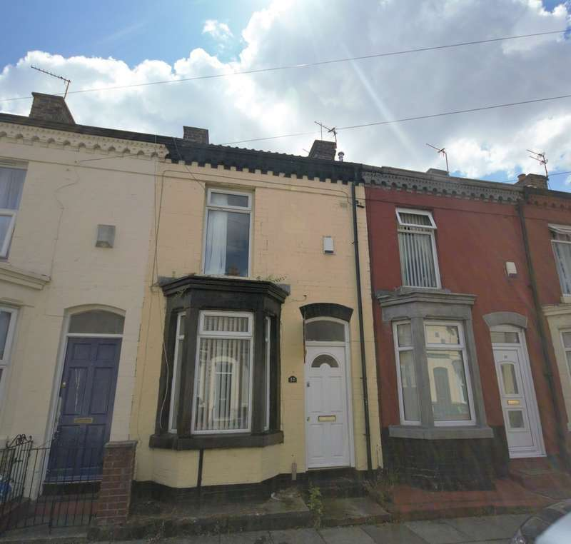 2 Bedrooms Terraced House for sale in Cromwell Road, Walton, Liverpool L4