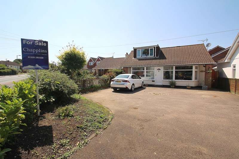 4 Bedrooms Detached House for sale in Highlands Road, Fareham