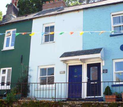 1 Bedroom Terraced House for sale in Kingsbridge, Devon