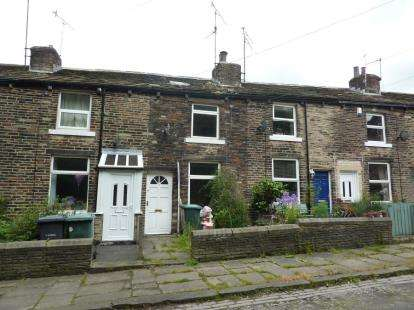 2 Bedrooms Terraced House for sale in Victoria Street, Cullingworth, Bradford, West Yorkshire