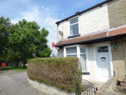 2 Bedrooms End Of Terrace House for sale in Rossendale Road, Burnley, Lancashire